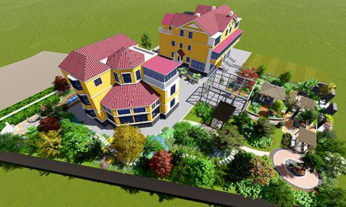 6,海逸半島別墅設計